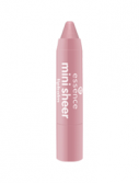 Mini Sheer Lip Balm 02 (Цвет 02 Little Miss Rosie)
