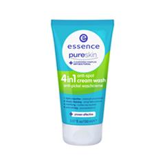 Очищающий крем PureSkin Anti-Spot Cream Wash 4 in 1 (Объем 150 мл)