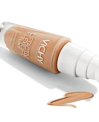 Крем тональный против морщин для всех типов кожи Лифтактив Флексилифт. Тон 35 песочный 30 мл (Liftactiv Flexilift Teint)