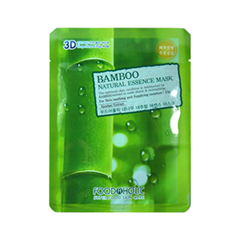 Bamboo Natural Essence 3D Mask (Объем 23 г)