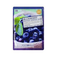 Blueberry Natural Essence 3D Mask (Объем 23 г)
