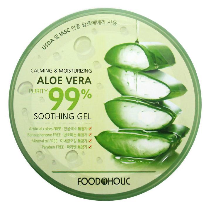 Calming and Moisturizing Aloe Vera Soothing Gel (Объем 300 мл)