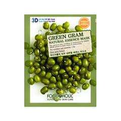 Green Gram Natural Essence 3D Mask (Объем 23 г)