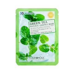 Green Tea Natural Essence 3D Mask (Объем 23 г)