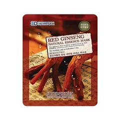 Red Ginseng Natural Essence 3D Mask (Объем 23 г)