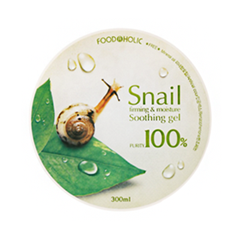 Snail Firming and Moisure Soothing Gel (Объем 300 мл)