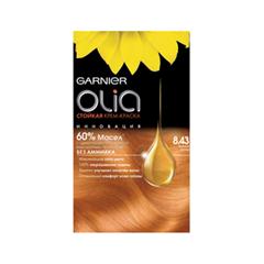 OLIA 8.43 (Цвет 8.43 Медный блонд)