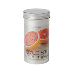 Fruit Emotions Scrub Salt. Grapefruit-Ginger (Объем 400 мл)