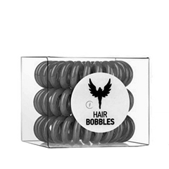 Резинка-браслет для волос Hair Bobbles Серый