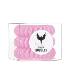 Резинка-браслет для волос Hair Bobbles Светло-розовая