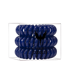 Резинка-браслет для волос Hair Bobbles Темно-синий
