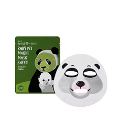 Baby Pet Magic Mask Sheet Vitality Panda (Объем 22 мл)