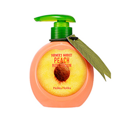 Farmer's Market Peach Body Lotion (Объем 240 мл)