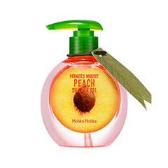Farmer's Market Peach Shower Gel (Объем 240 мл)