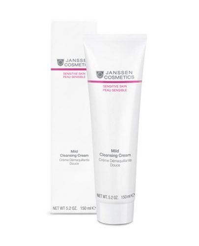 Деликатный очищающий крем 150 мл (Sensitive skin)