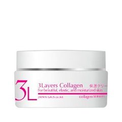 3 Layers Collagen Cream (Объем 60 мл)
