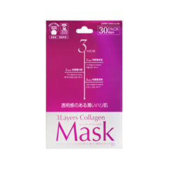 Набор 3 Layers Collagen Mask 30 шт.