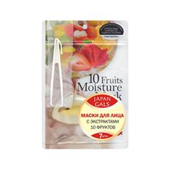 Набор масок с экстрактами 10 фруктов Pure 5 Essential 7 шт.
