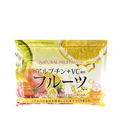 Набор масок с фруктовыми экстрактами 30 шт.