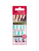 Твердый лак imPRESS Accent Manicure Short Length BIPA020 (Цвет BIPA020 Bells & Whistles)