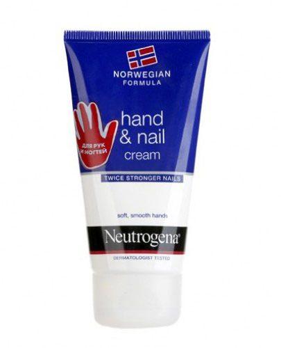 Нитроджина Крем-уход для рук и ногтей 75 мл (Норвежская формула)