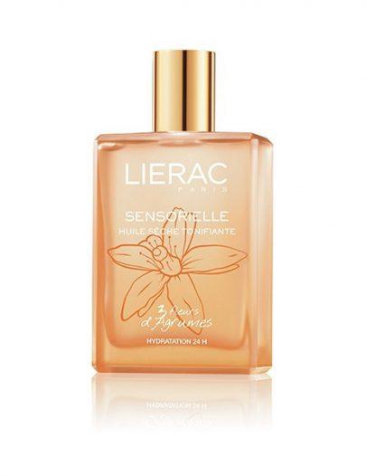 """Сенсорьель масло сухое для тела и волос """"Цветы цитрусовых"""" 100 мл (Sensoriel aux 3 fleurs)"""