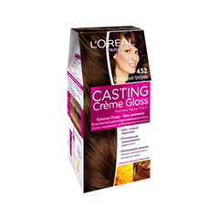 Casting Crème Gloss 432 (Цвет 432 Шоколадный трюфель)
