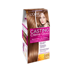 Casting Crème Gloss 723 (Цвет 723 Шоколадное суфле)