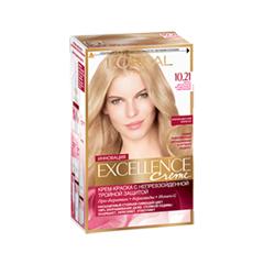 Excellence 10.21 (Цвет 10.21 Светло-светло-русый перламутровый блонд)