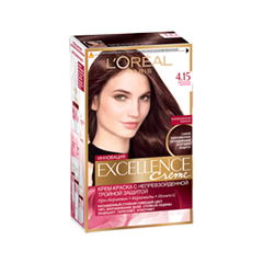 Excellence 4.15 (Цвет 4.15 Морозный шоколад)