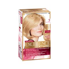 Excellence 9 (Цвет 9 Очень светло-русый)
