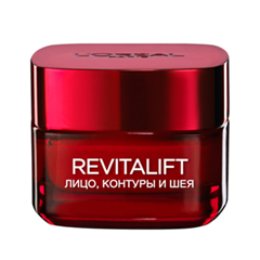 Revitalift. Крем для контуров лица и шеи (Объем 50 мл)