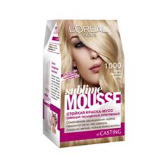 Sublime Mousse 1000 (Цвет 1000 Очень светлый блонд)