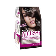 Sublime Mousse 400 (Цвет 400 Чистый темный каштан)