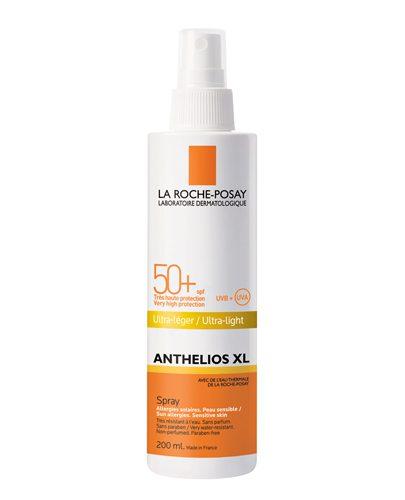 Антгелиос Спрей для лица и тела SPF50+