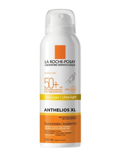 Aнтгелиос Спрей-вуаль для лица и тела SPF 50+ (PPD 25)