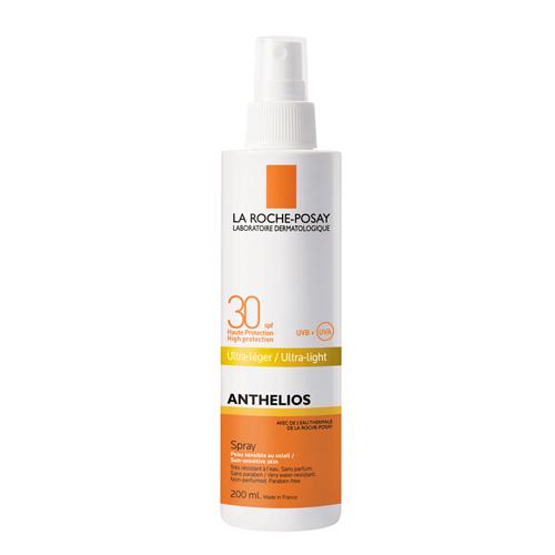 Спрей для лица и тела для всех типов кожи Антгелиос SPF 30