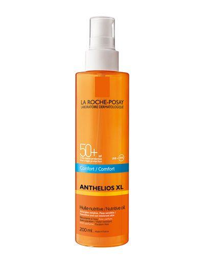 Антгелиос XL Невидимое питательное масло SPF 50+