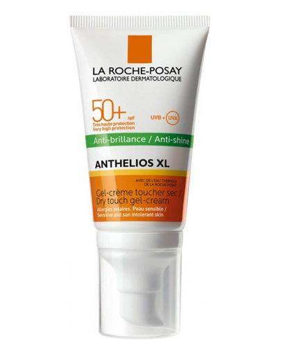 Aнтгелиос XL Матирующий гель-крем SPF50+ / PPD31