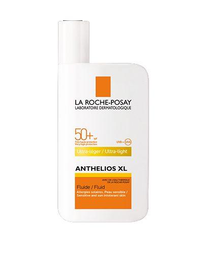 Антгелиос XL Ультралегкий флюид SPF 50+