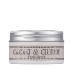 Cacao & Cream Facial Scrub (Объем 95 г)