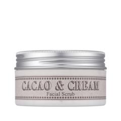 Cacao & Cream Facial Scrub (Объем 95 г)