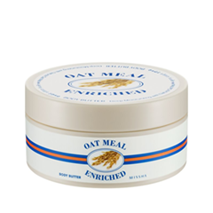 Oat Meal Enriched Body Butter (Объем 150 мл)