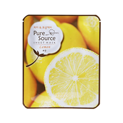 Pure Source Sheet Mask Lemon (Объем 21 г)