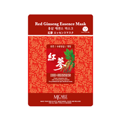 Red Ginseng Essence Mask (Объем 23 г)