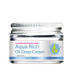 Moist Solution Aqua Rich Oil Drop Cream (Объем 50 мл)