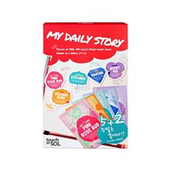 Набор My Daily Story Mask 7 шт. (Объем 7 x 25мл)