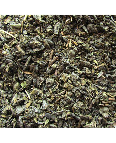 Natty elite Чай зеленый с мятой 100 г (Natty elite)