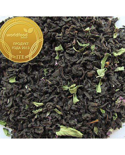 Natty elite Чай черный с душицей 100 г (Natty elite)