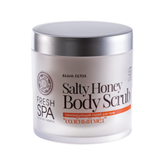 Bania Detox Salty Honey Body Scrub (Объем 400 мл)
